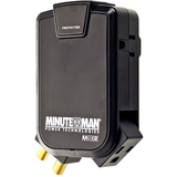 Minuteman SlimLine MMS130RC 3-Outlets Surge Suppressor MMS130RC