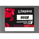 "Kingston SSDNow V+200 90 GB 2.5"" Internal Solid State Drive - 1 Pack - Retail SVP200S3/90G"