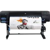 "HP Designjet Z6200 Inkjet Large Format Printer - 60"" - Color CQ111B#BCB"