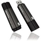ADATA AS102-32G-RGY Pro 32GB USB3.0 100MB/S Read 50MB/S Write Flash Memory Drive Titanium Grey