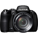 Fujifilm FinePix HS25EXR 16 Megapixel Bridge Camera - Black - 16243252