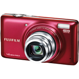 Fujifilm FinePix T350 14 Megapixel Compact Camera - Red 16222337