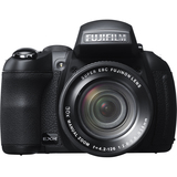 Fujifilm FinePix HS30EXR 16 Megapixel Bridge Camera - Black - 16229347