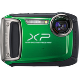 Fujifilm FinePix XP100 14.4 Megapixel Compact Camera - Green 16229799