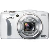 Fujifilm FinePix F750EXR 16 Megapixel Compact Camera - White 16228393