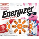 Energizer EZ Turn & Lock Hearing Aid Battery