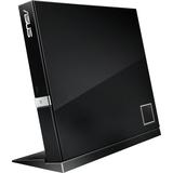 Asus SBC-06D2X-U External Blu-ray Reader/DVD-Writer - 1 x Retail Pack SBC-06D2X-U/BLK/G