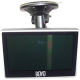 "Boyo VTM4000 4"" LCD Car Display"