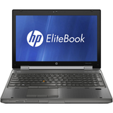 "HP EliteBook 8560w B2A80UT 15.6"" LED Notebook - Intel - Core i7 i7-2670QM 2.2GHz - Gunmetal B2A80UT#ABA"
