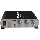 Pyle PFA100 Car Amplifier - 2 Channel - Class T - PFA100