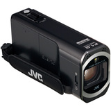 "JVC Everio GZ-VX700BUS Digital Camcorder - 3"" - Touchscreen LCD - CMOS - GZVX700BUS"