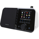 Grace Digital Mondo GDI-IRC6000W Wi-Fi Music Player with 3.5-Inch Color Display (White)
