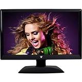 22in Ws LED Full HD 1920X1080 (21.5 Vis) 16:09 VGA/DVI Blk 5ms Vesa
