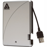 "Apricorn Aegis Portable A25-USB-1000 1 TB 2.5"" External Hard Drive - A25USB1000"