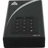 Apricorn Aegis Padlock DT ADT-3PL256-3000 3 TB External Hard Drive