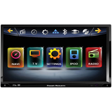 "Power Acoustik Inteq PD-769NB Car DVD Player - 7"" Touchscreen LCD Disp - PD769NB"
