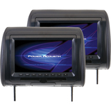 "Power Acoustik HDVD-92CCP Car DVD Player - 9"" LCD Display - 16:9 - 800 - HDVD92CCP"