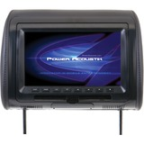 "Power Acoustik HDVD-71CC Car DVD Player - 7"" LCD Display - 16:9 - 480 - HDVD71CC"