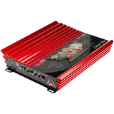 Power Acoustik D2-1300B Car Amplifier - 2 x 220 W @ 4 Ohm - 2 x 300 W - D21300B