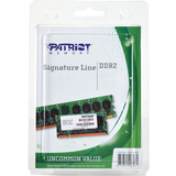 Patriot Memory DDR2 8GB (2 x 4GB) PC2-6400 (800MHz) DIMM Kit