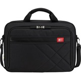 "Case Logic DLC-115 Carrying Case for 15.6"" Notebook, Tablet PC - Black - DLC115BLACK"