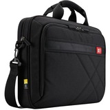 "Case Logic DLC-117 Carrying Case for 17.3"" Notebook, Tablet PC - Black - DLC117BLACK"