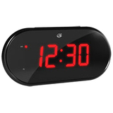 GPX Portable Clock Radio C232B