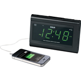 RCA RC142 Desktop Clock Radio - RC142