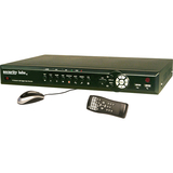 Security Labs SLD256 Digital Video Recorder - 500 GB HDD