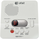 AT&amp;T Digital Answering System with Time/Day Stamp