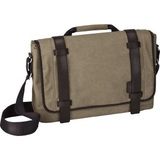 "Targus Fusion Carrying Case (Messenger) for 13"" Notebook - Tan TBM06202CA"