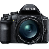 Fujifilm FinePix XS-1 12 Megapixel Bridge Camera - Black 16199188