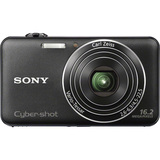 Sony Cyber-shot DSC-WX50 16.2 Megapixel Compact Camera - Black - DSCWX50B
