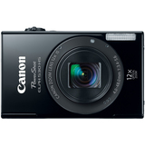 Canon PowerShot ELPH 530 HS 10.1 Megapixel Compact Camera - Black
