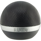 iHome iDM8B Speaker System - Wireless Speaker(s) - Black IDM8B