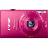 Canon PowerShot ELPH 320 HS 16.1 Megapixel Compact Camera - Red