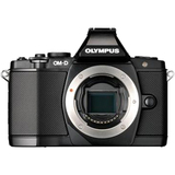 Olympus OM-D E-M5 16.1 Megapixel Mirrorless Camera (Body Only) - Black V204040BU000
