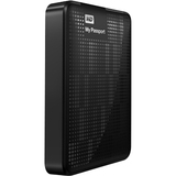 WD My Passport WDBBEP7500ABK 750 GB External Hard Drive - 1 Pack - Retail - Black WDBBEP7500ABK-NESN