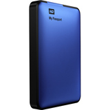 WD My Passport WDBKXH5000ABL 500 GB External Hard Drive - 1 Pack - Retail - Blue WDBKXH5000ABL-NESN