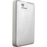 WD My Passport WDBKXH5000AWT 500 GB External Hard Drive - 1 Pack - Retail - White WDBKXH5000AWT-NESN