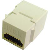 Calrad Electronics 28 Audio/Video Faceplate Module