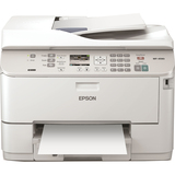 Epson WorkForce Pro WP-4590 Inkjet Multifunction Printer - Color - Plain Paper Print - Deskt