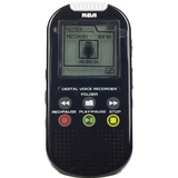 RCA 4GB Digital Voice Recorder - VR5235