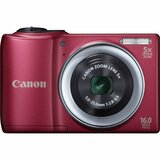 Canon PowerShot A810 16 Megapixel Compact Camera - Red 6181B005