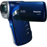 "Panasonic HX-WA2 Digital Camcorder - 2.6"" LCD - MOS - Full HD - Blue - HXWA2A"