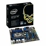 Intel Extreme DZ77GA-70K Desktop Motherboard - Intel Z77 Express Chips - BLKDZ77GA70K