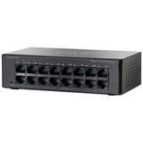 Cisco Unmanaged Desktop Switch SF100D-16P-NA