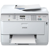 Epson WorkForce Pro WP-4533 Inkjet Multifunction Printer - Color - Plain Paper Print - Desktop C11CB33231