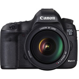 Canon EOS 5D Mark III 22.3 Megapixel Digital SLR Camera (Body with Lens Kit) - 24 mm - 105 m