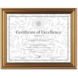 Dax Antique-Colored Certificate Frame